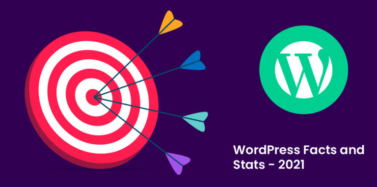 WordPress facts and stats - 2021
